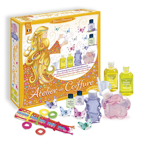 Dream Princess - My Hairstyling Kit by SentoSphere