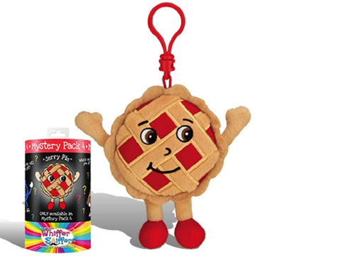 Whiffer Sniffers Series 2 Scented Plush Backpack Clip Mystery Pack #4