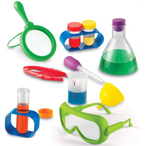Primary Science Lab Set - Early Education Learning About Science