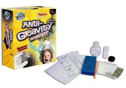 Anti-Gravity Workshop by Wild! Science