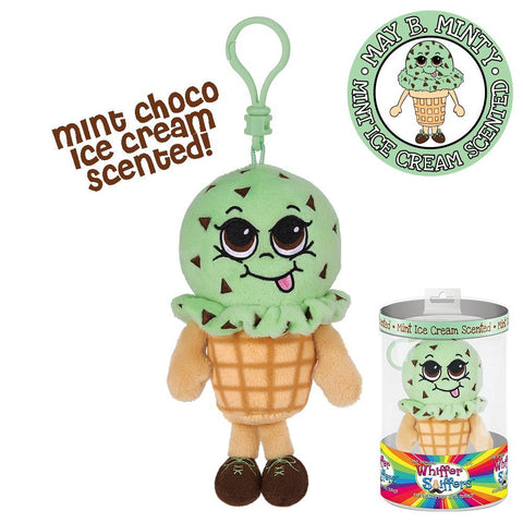 May B. Minty Backpack Clip - Mint Ice Cream Scented Whiffer Sniffer