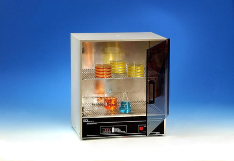 1.8 Cubic Ft Acrylic Door Digital Forced Air Incubator 12-140AE by Quincy Lab IN STOCK - Online Science Mall