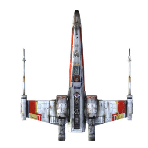 "52"" Star Wars X-Wing Fighter - Supersized Nylon Kite w/Winder, by Wind-n-Sun"
