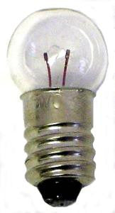 Mini Lamps 3.8v, 0.3A pk 30 Miniature Bulbs