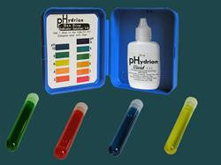 pH Hydrion One Drop Indicator Solution, 1.0 to 11.0 good for biodiesel