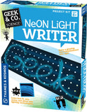 Geek & Co Science Project Kit - Neon Light Writer by Thames & Kosmos