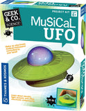 Geek & Co Science Project Kit - Musical UFO by Thames & Kosmos