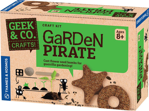 Geek & Co Garden Pirate Craft Kit by Thames & Kosmos