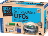 Geek & Co Do It Yourself UFOs Craft Kit by Thames & Kosmos