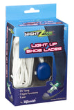 NightZone Light Up Shoe Laces - Colors Vary