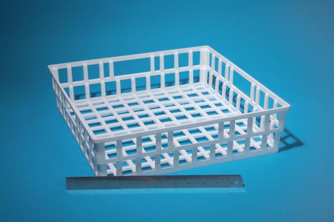 Polypropylene Draining Rack 16''x16''x4''