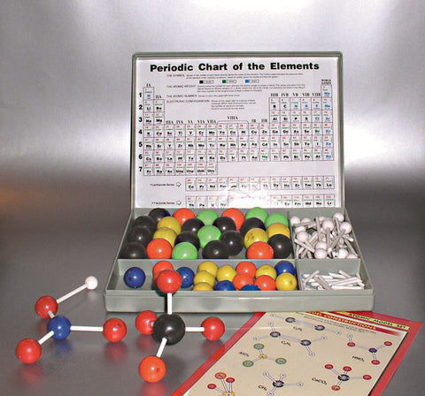 Student Molecular Model Kit for Organic & Inorganic Chemistry