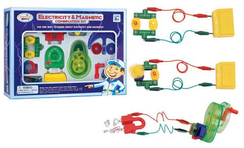 Electricity & Magnetic Combo Kit - Learning Mates