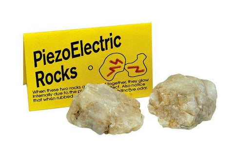 Flash Rocks Piezo Electrical Rocks