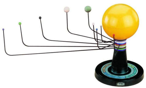 Solar System Model ( The Orbit Orrery)