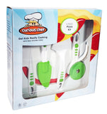 5 Piece Pizza Kit - Cooking Supplies - Curious Chef