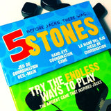 5 Stones: The Hand-Eye Coordination Game by Griddly Games