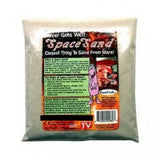 White (Natural) Space Sand: 5lbs of Bulk Hydrophobic Sand