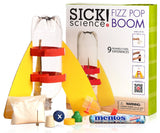 Sick! Science Fizz Pop Boom Soda Bottle Experiment Kit by Be Amazing Toys