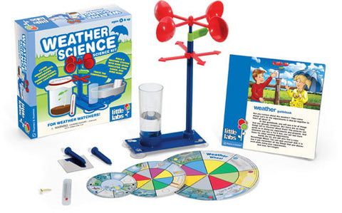 Little Labs Beginner Experiment Kit WEATHER SCIENCE by Thames & Kosmos