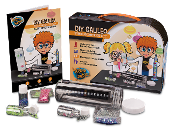 DIY Galileo Thermometer Kit - Ages 8+