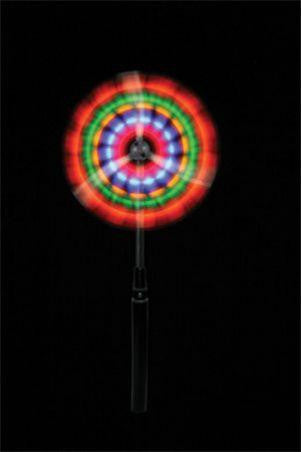 Light Show Stick 32 Electronic Patterns of LED Magic