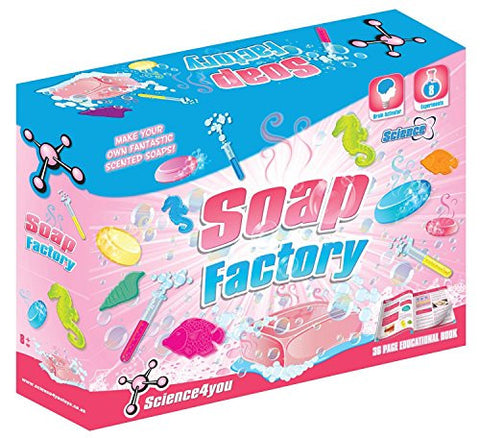 Soap Factory Science Experiment Kit by Science4You