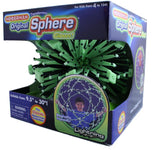 Firefly Hoberman Sphere - Large Transforming Sphere - Glow in the Dark