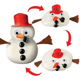Melty Snowman Putty for Winter & Christmas by Toysmith