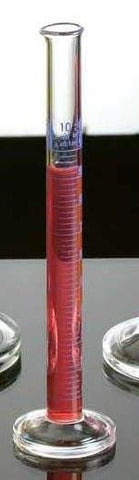 Graduated Cylinder Borosilicate Glass 25mL