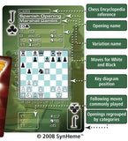 Chess Openings Variations Including Spanish Opening Playing Cards Deck of 52