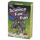 Science Fair Fun LIFE SCIENCES 5 Book Set SALE