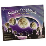 Phases of the Moon Glow in the Dark  Boxed Kit