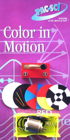Color in Motion Kit