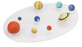 Solar System Scale Model - 10 Piece Safariology Astronomy Set