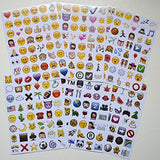 Emoji Sticker Pack - 288 Emoticons