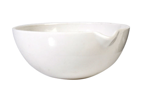 Glazed Evaporating Dish: 60mm Porcelain Evaporation Quantity Discounts (35ml)