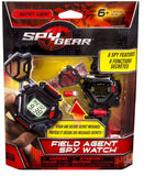 Spy Gear Field Agent Spy Watch w/8 Spy Tools