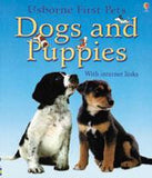 Dogs and Puppies Book: Usborne First Pets for Young Readers