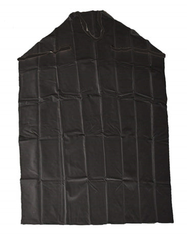 "Rubberized Cloth Lab Apron, Extra-Large, 36"" Wide, 46"" Long"