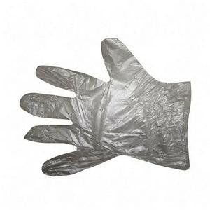Pk/100 Polyethylene Ambidextrous Gloves: One Size Fits All!!