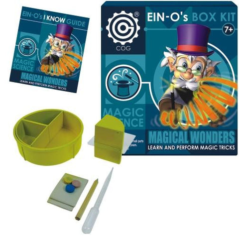 Ein-O's Magical Wonders Box Kit