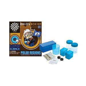 Ein-O's Polar Regions Box Kit Ecosystem Science