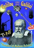 Galileo Poster 20 x 28 inches. Laminated Founder of Modern Science