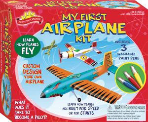 Elmers Education My First Airplane Activity Kit Scientific Explorer
