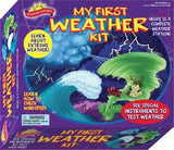 Elmers Education My First Weather Kit Science Activity Kit Scientific Explorer