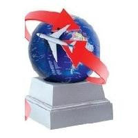 Rolling Earth Geographical Globe Bank/Motion Puzzle Toy