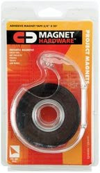 Adhesive Magnetic Tape - Heavy Duty Magnet Tape Roll