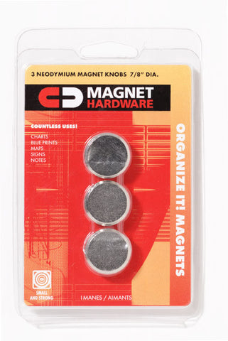 Neodymium Magnets - Earth Magnetic Discs by Dowling Magnets