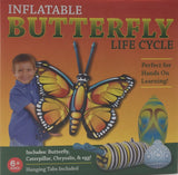 Giant Inflatable Butterfly Life Cycle 4 Piece Set